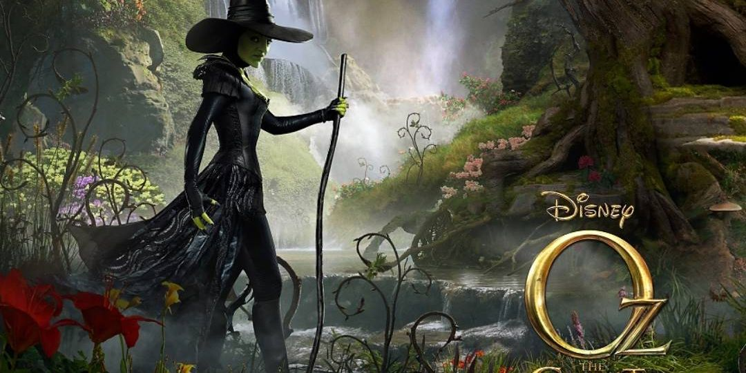Cover Art depitcing a witch in an enchanted forest.