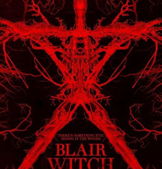 Blair Witch Project promo poster