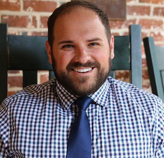 Austin Arias, Director of Student Involvement