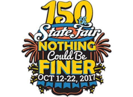 150th NC State Fair poster