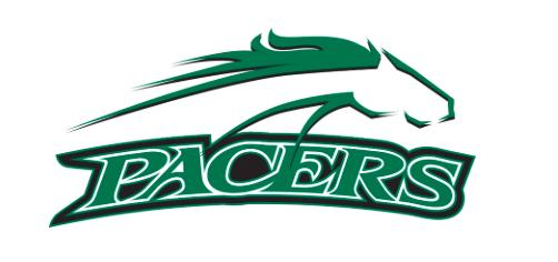 William Peace University's Pacer symbol