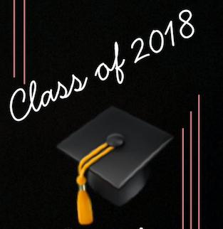 Class of 2018 Graphic Design