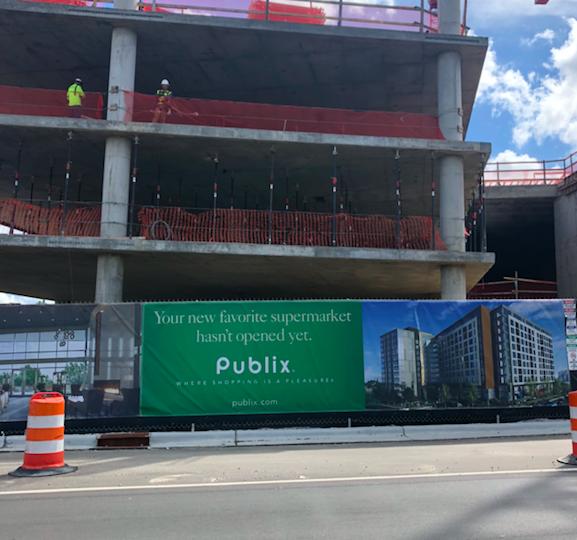 Publix Store Coming Soon