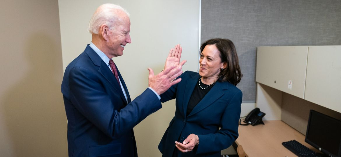 Kamala and Joe